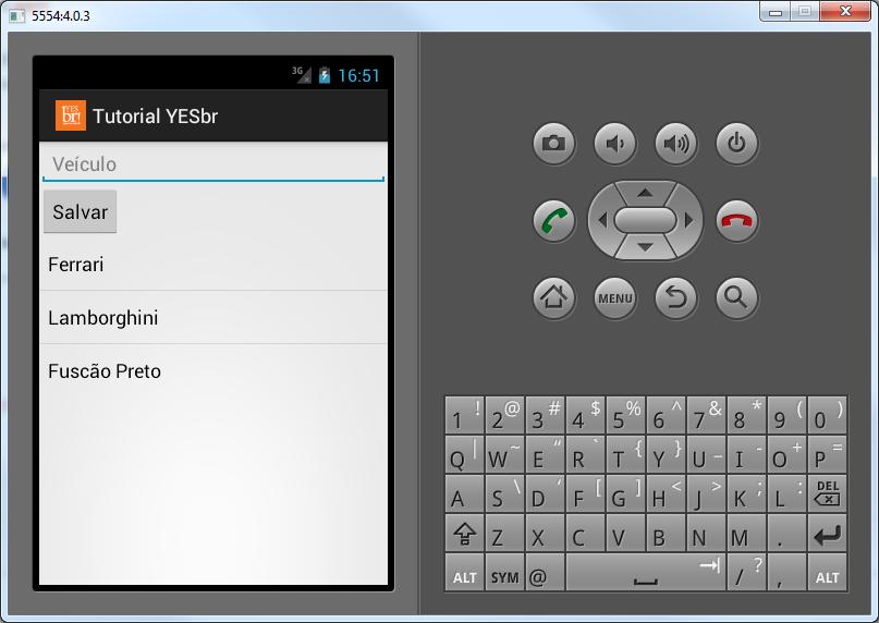 Como manipular dados de um formulário em Android